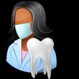 dentist female